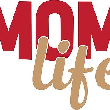 Mom life by Melcu