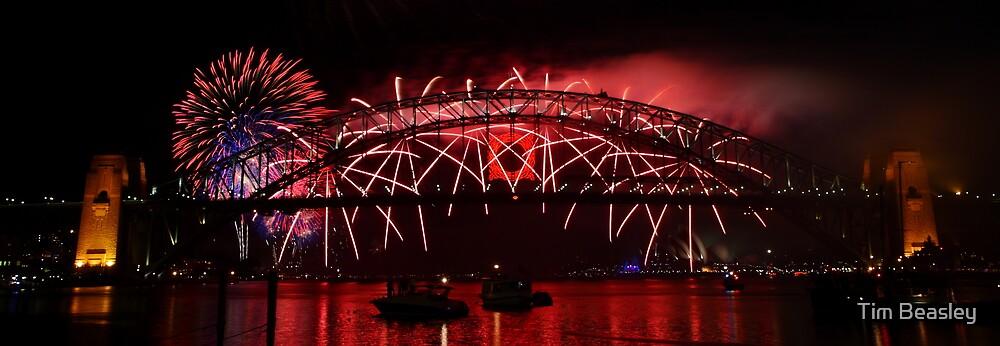 Sydney Fireworks 2009-2010 p13 by Tim Beasley