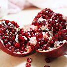 Pomegranate by Hunniebee