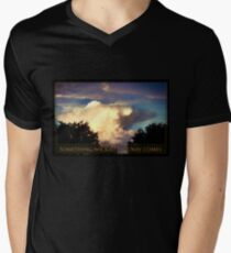Something Wicked This Way Comes V-Neck T-Shirt