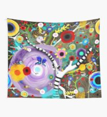 What will be revealed about you today? Wall Tapestry