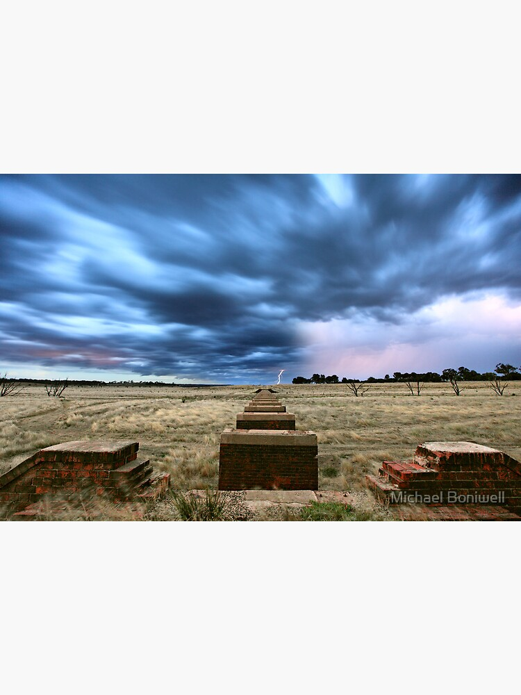 Storm Bridge, Castlemaine, Australia by Chockstone