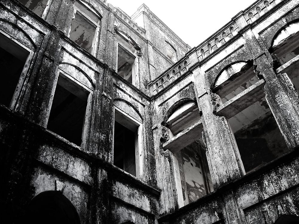 haunted palace by dynamo17
