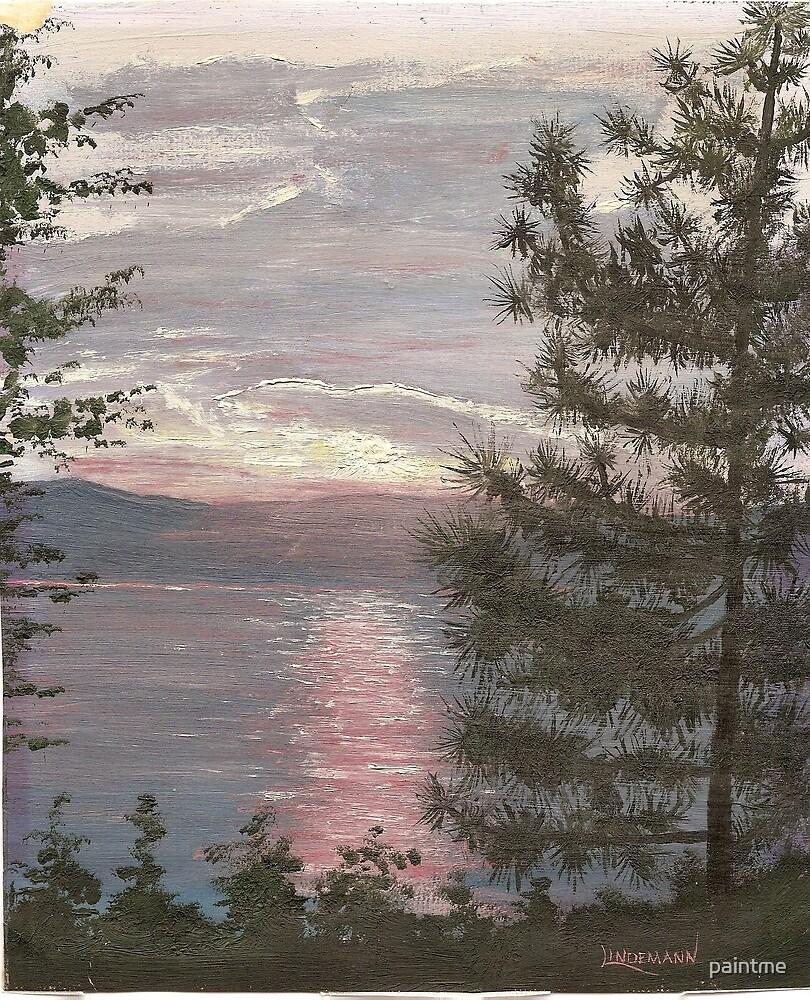 Piney Lake by paintme