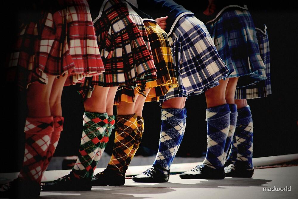 Kilts, socks and dancing shoes by madworld
