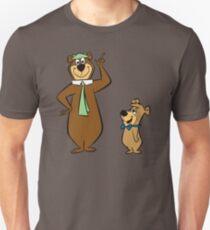 Yogi Bär Slim Fit T-Shirt