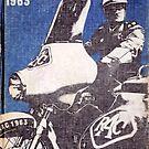 1963 RAC guide handbook by Woodie