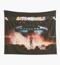 The Flame Wall Tapestry