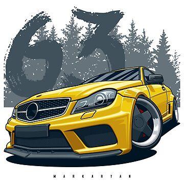 C63 Black Series by OlegMarkaryan