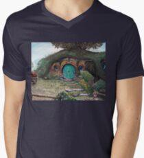 Bag End Men's V-Neck T-Shirt