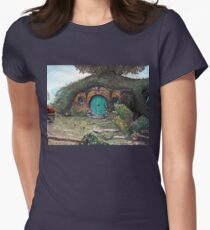 Bag End Women's Fitted T-Shirt