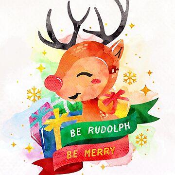 Sé Rudolph de stellaarts