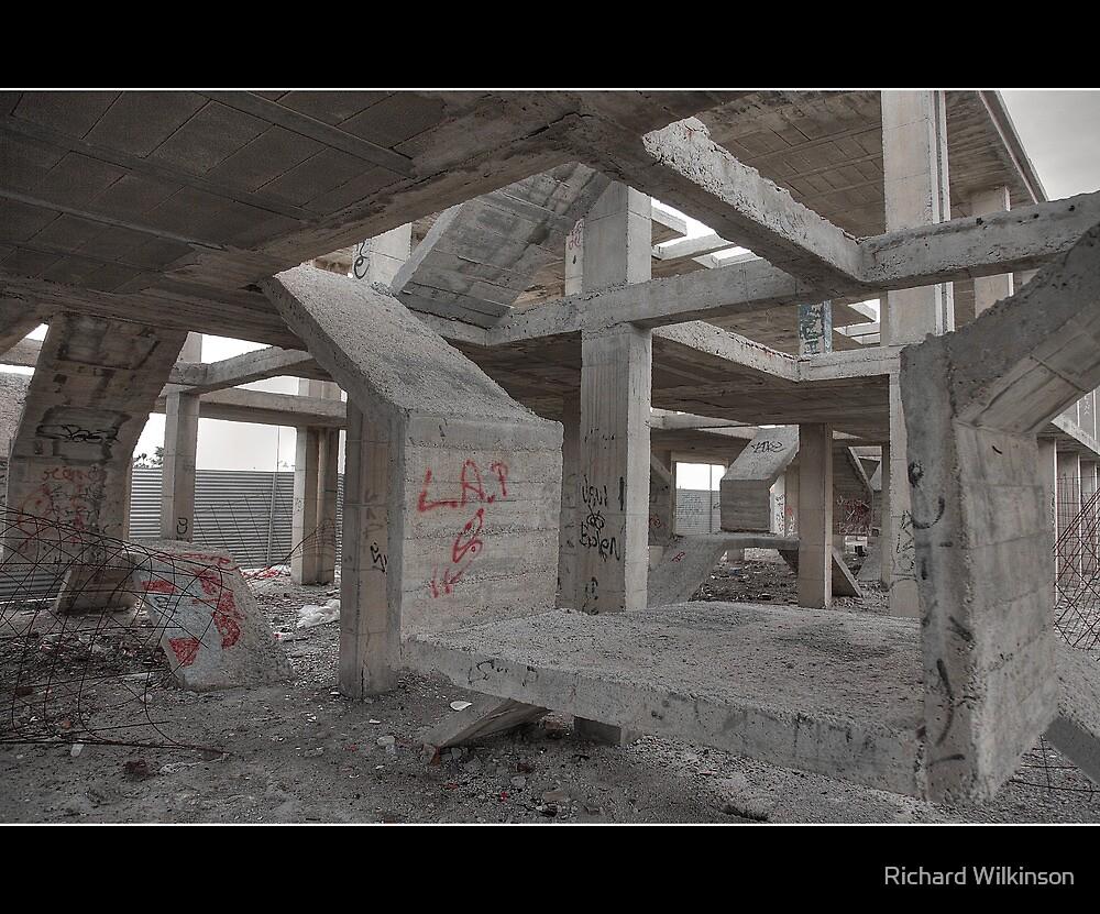 Concrete Jungle by Richard Wilkinson