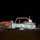 SS Klondike in December by Yukondick