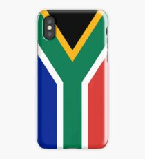 Smartphone Case - Flag of South Africa - Vertical iPhone Case
