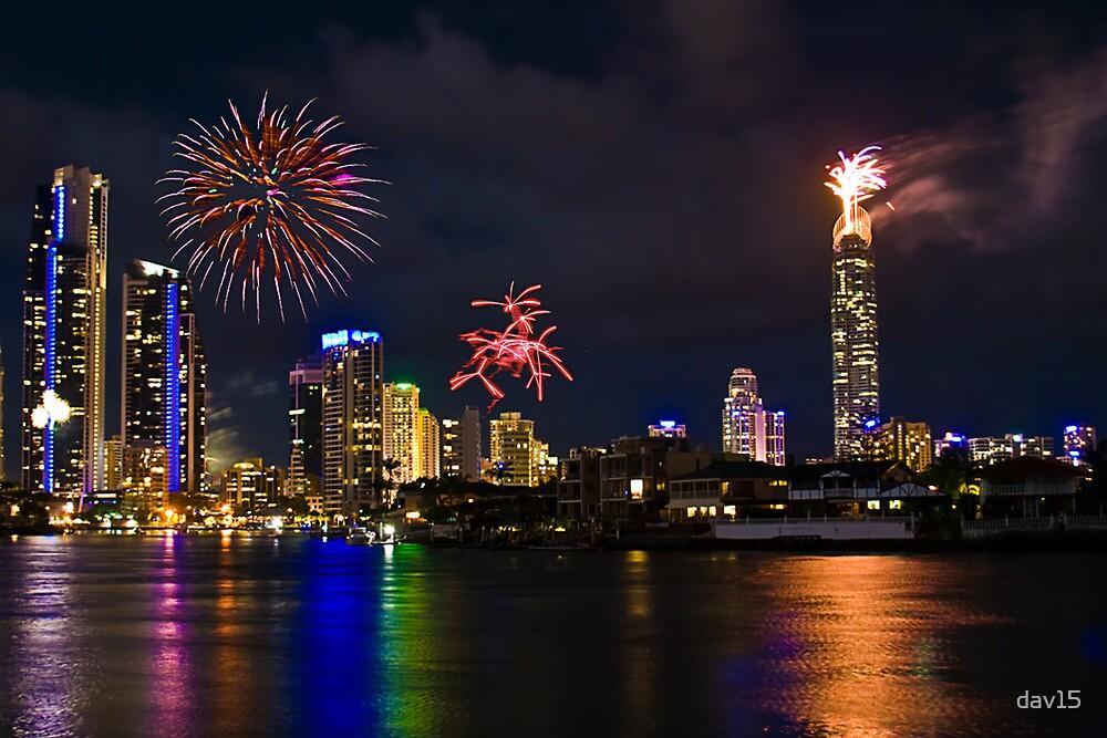 Happy New Year by dav15