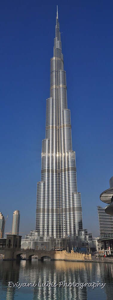 World's tallest building and largest mall announced by Eviyani