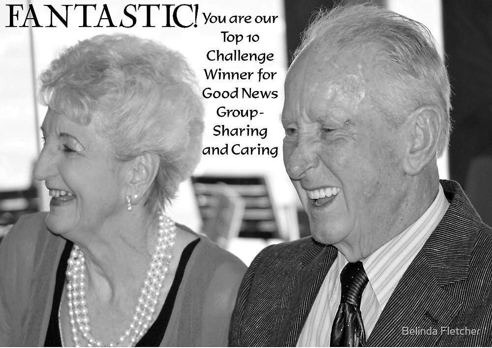 Challenge Banner- Good News Group- Sharing & Caring by Belinda Fletcher