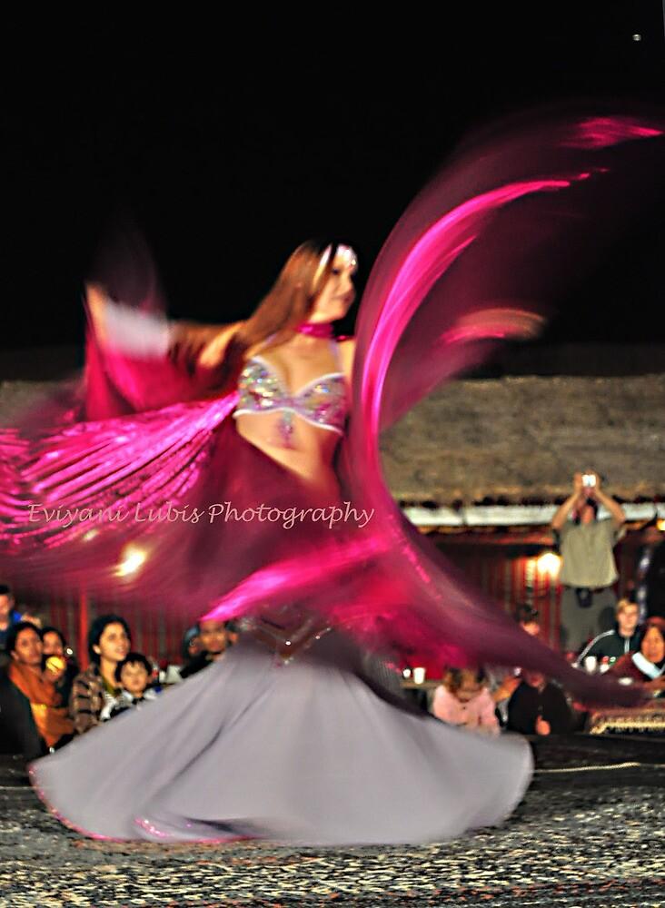 Dubai Belly Dance by Eviyani