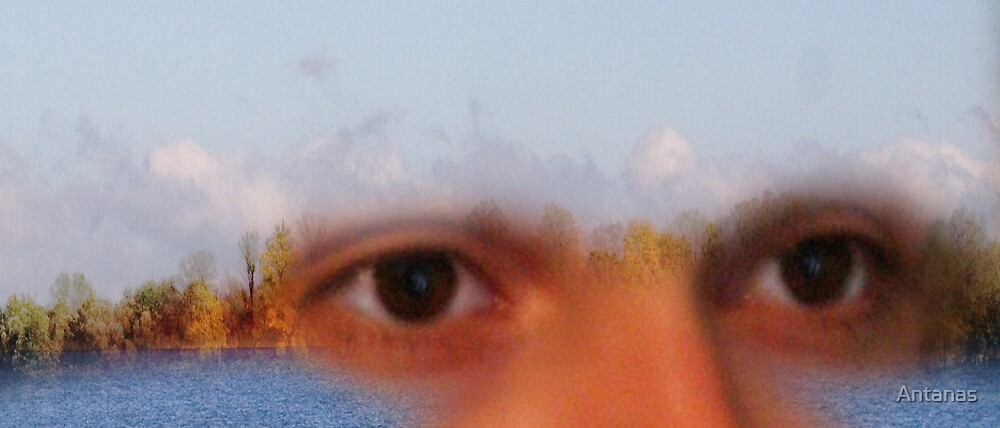 gala eyes by Antanas