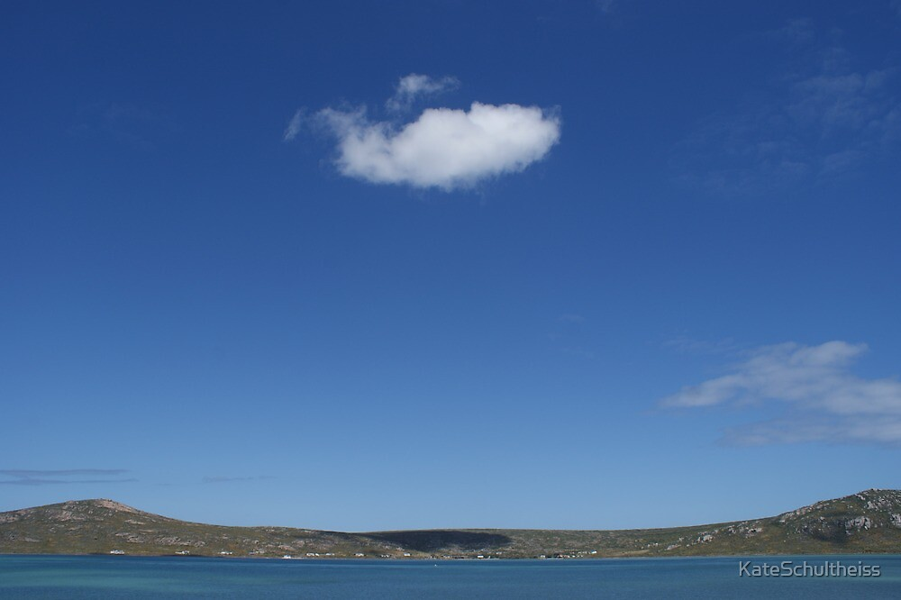 Lonley Cloud  by KateSchultheiss
