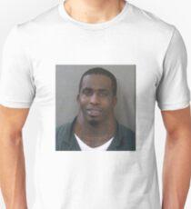Wide Neck Mugshot Unisex T-Shirt