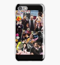 Klaine Collage iPhone Case/Skin