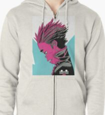 2D from Gorillaz, The Now Now Zipped Hoodie