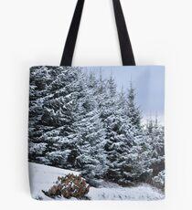 Woodstack Tote Bag