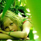 Green Eyed Eavesdrop by LouJay