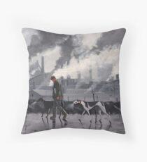 Lancashire life Throw Pillow