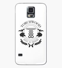 Torchwood - Agent in Training Case/Skin for Samsung Galaxy