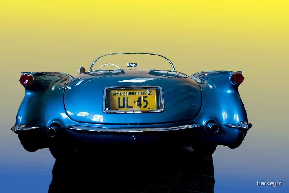 Corvette 1955 by barkeypf