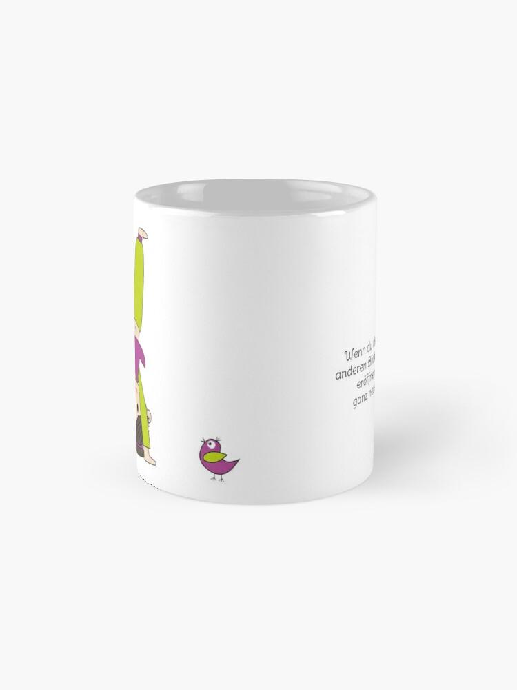 Alternative Ansicht von Kiara - Blickwinkel Tassen