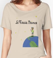 Le Frais Prince (Day) Women's Relaxed Fit T-Shirt