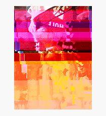 New York Glitch 11 Photographic Print