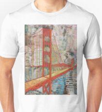 Golden Gate Bridge Unisex T-Shirt