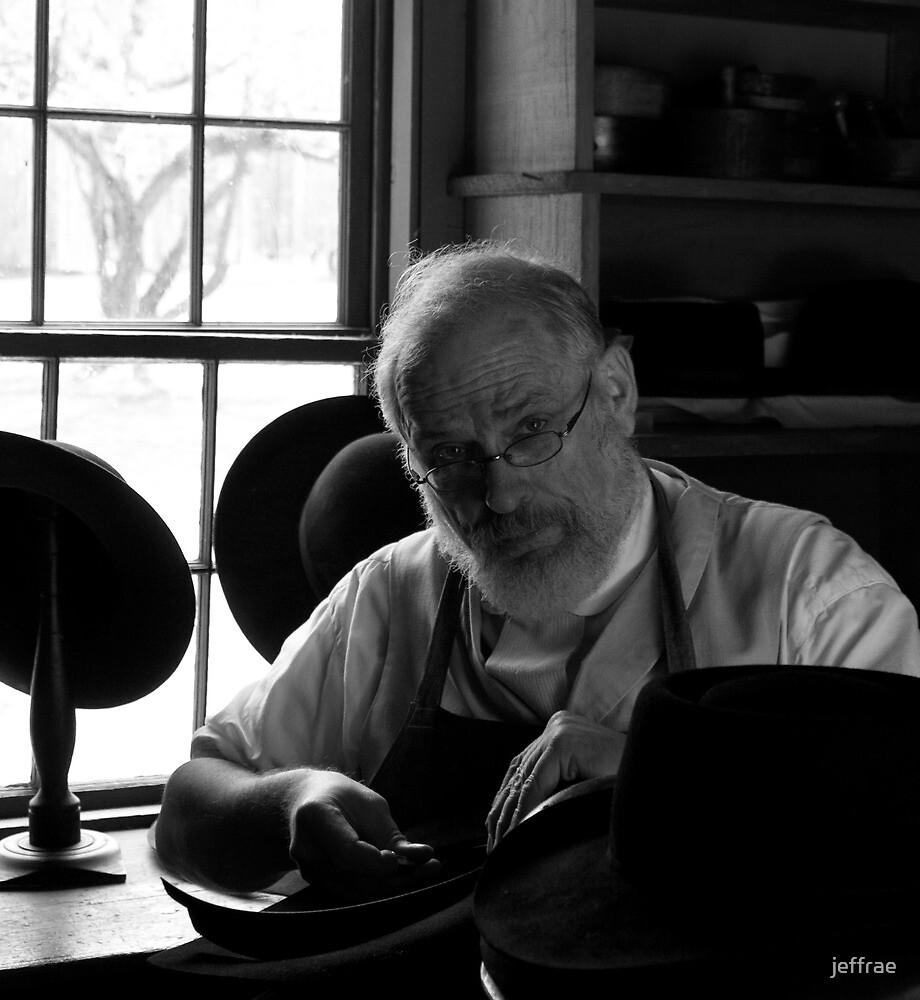 The Hatmaker by jeffrae