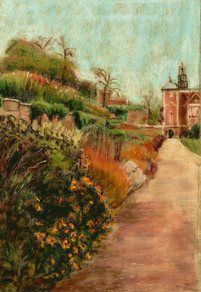 Blickling Hall, Norfolk, UK by Judy Adamson