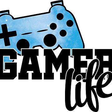 Gamer life by Melcu