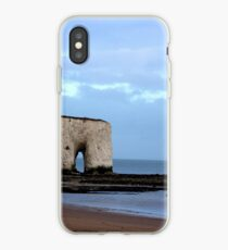 Storm clouds over Kingsgate Bay iPhone Case