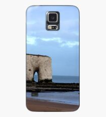 Storm clouds over Kingsgate Bay Case/Skin for Samsung Galaxy
