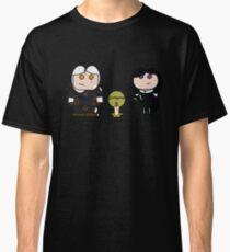 Geralt and Yen Classic T-Shirt