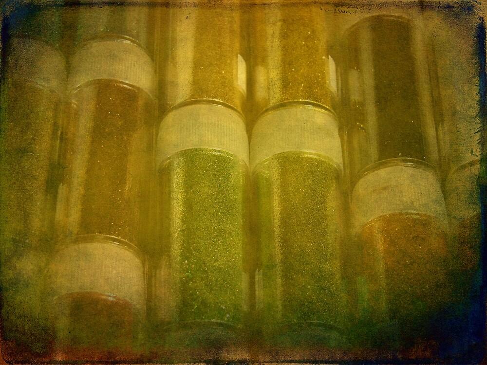 Art Supplies-Glitter by angelandspot
