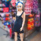 Camden Girl by Bob  Perkoski
