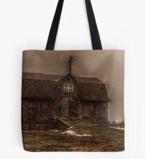 barn in old port Tote Bag