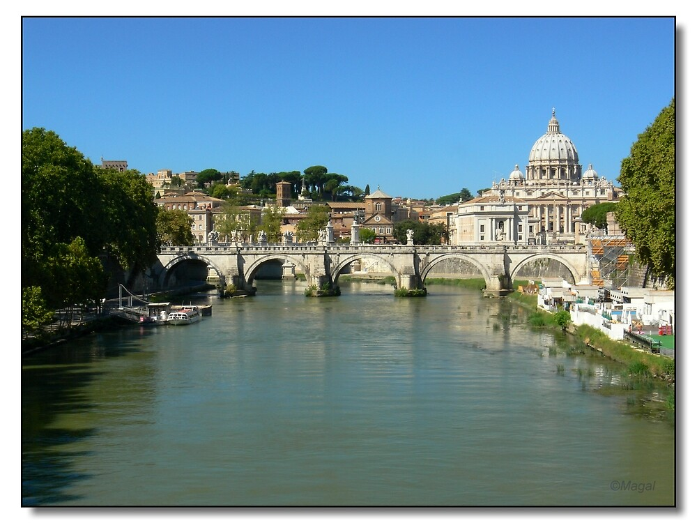 Roma by magal