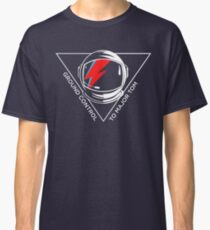 Tribute to David Bowie Classic T-Shirt