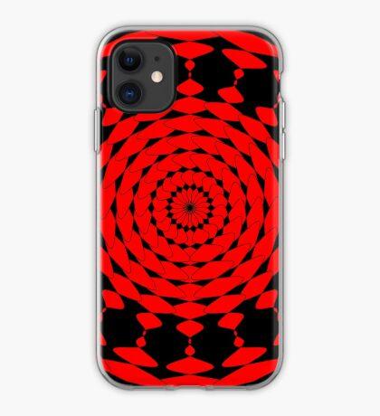 Mandala 001 iPhone Case