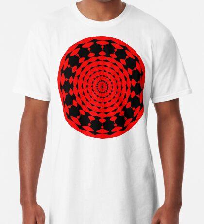 Mandala 001 Long T-Shirt